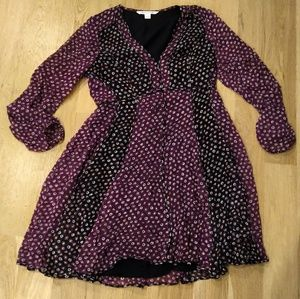 Diane von Furstenberg Dress Size 12 Silk
